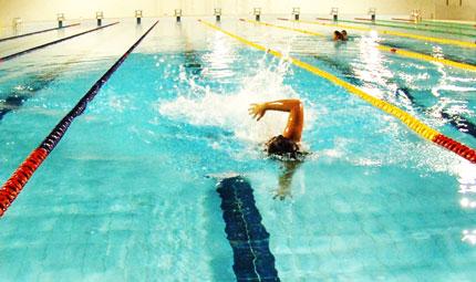 nager grandir rapidement