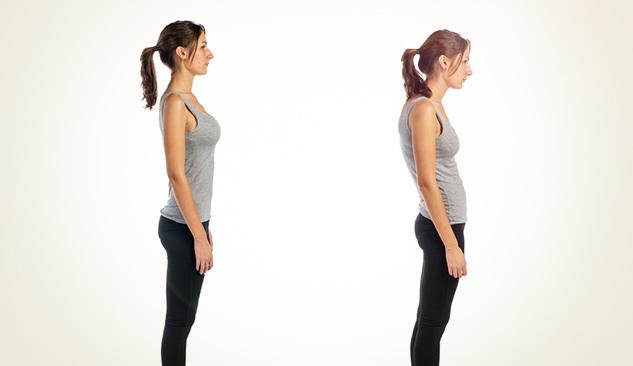 bonne posture grandir