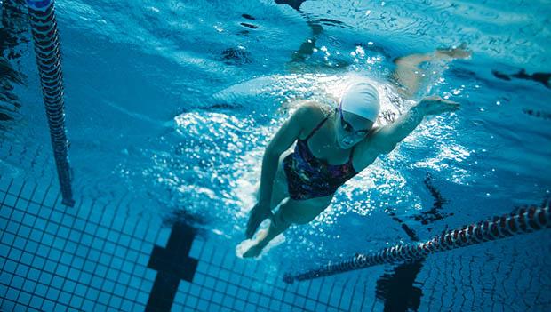 natation nager