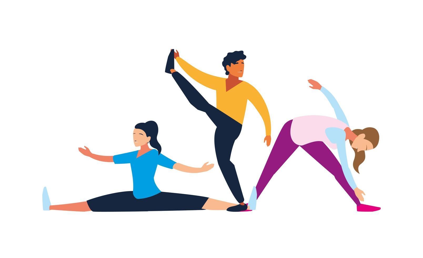 exercice etirement