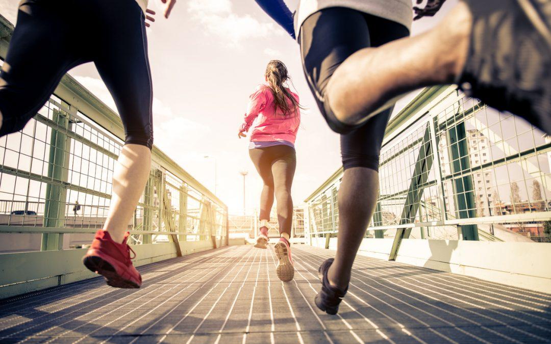 5 faire du sprint