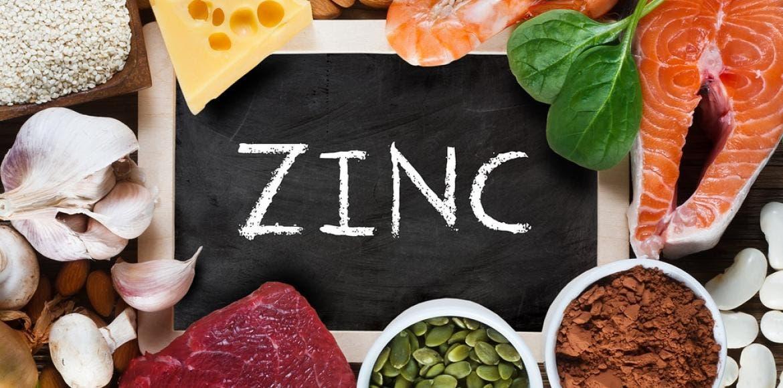 zinc naturel